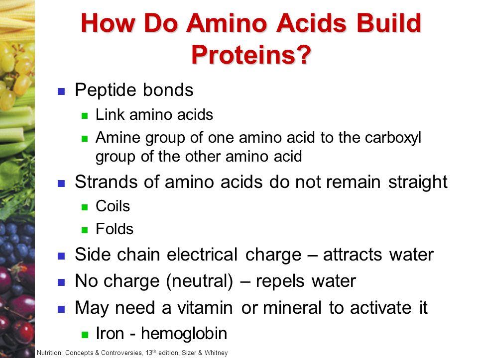 do amino acids help