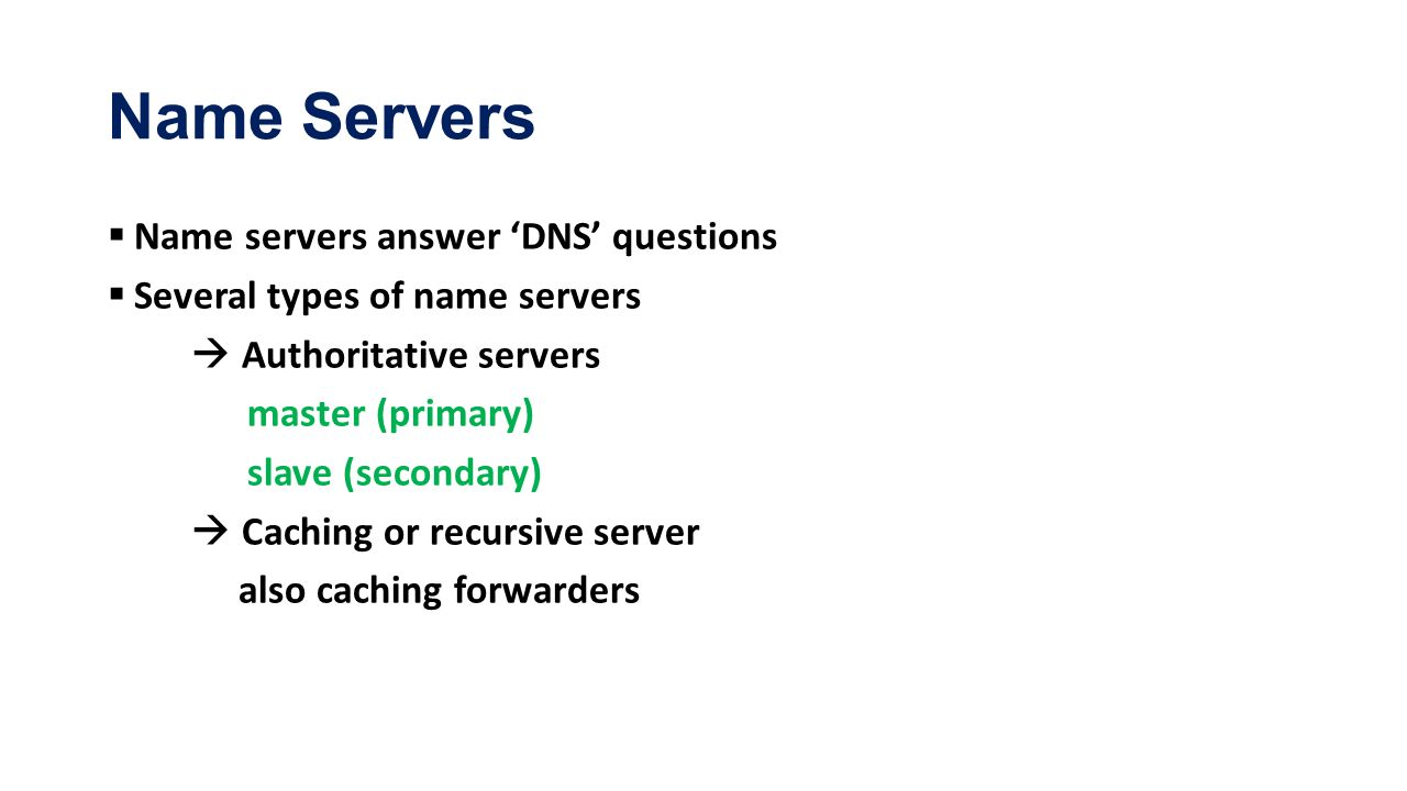 WHAT IS DNS??????????  - ppt video online download