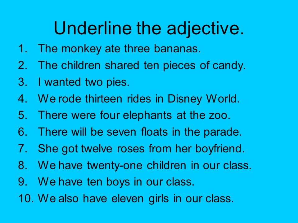Adjectives Day ppt video online download