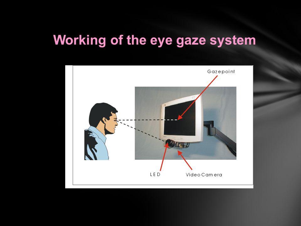 Eye-gaze ppt |authorstream.