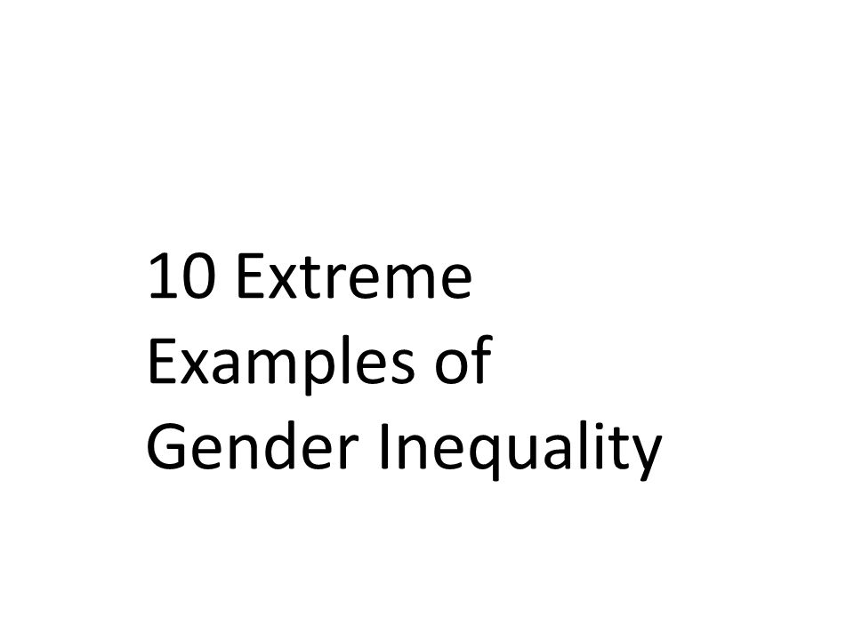 an analysis of gender inequality in egypt Unrealized potential is the first in a series of reports that aim to measure the economic cost of gender inequality globally and  egypt - العربية el.