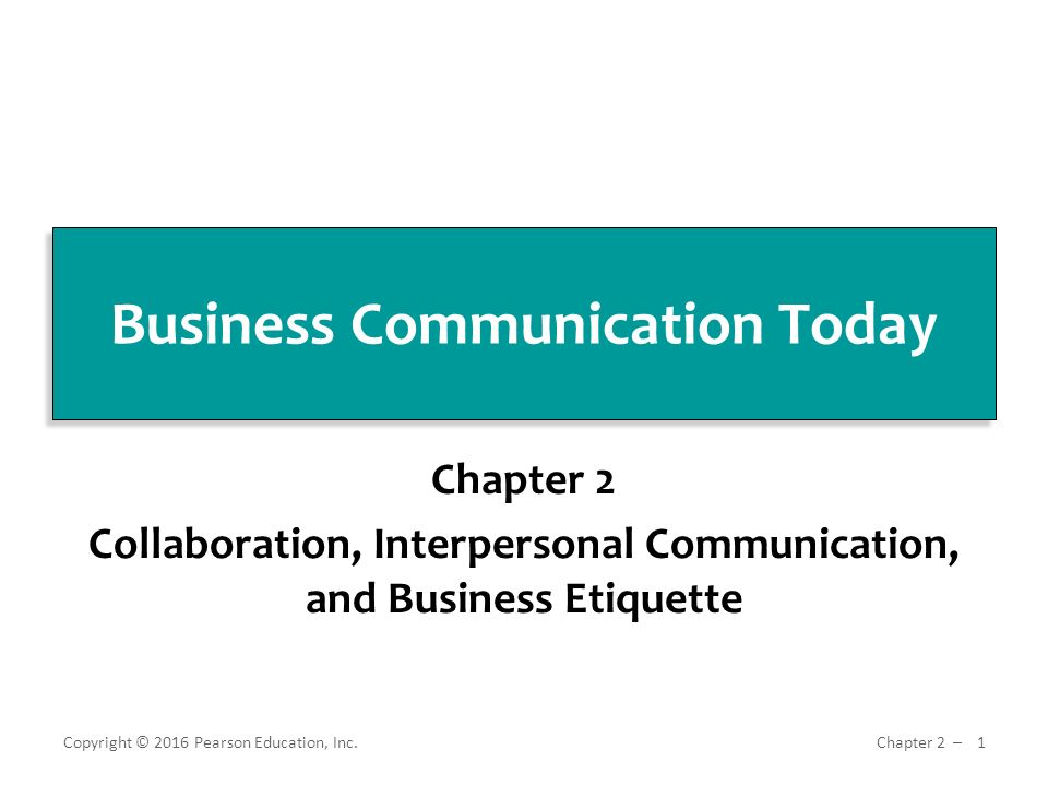 Business communication today ppt download business communication today fandeluxe Image collections