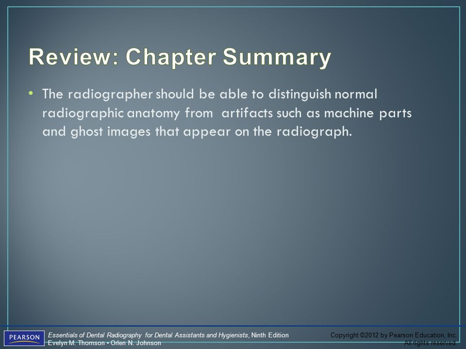 Panoramic Radiography - ppt video online download