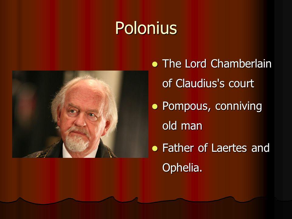 polonius laertes et al