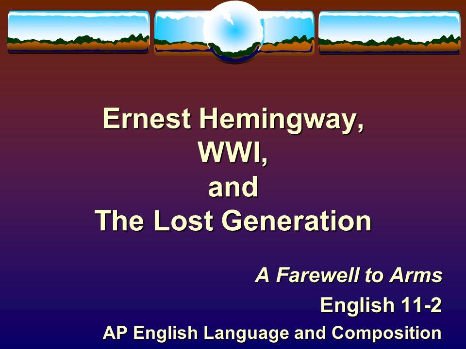 Lost generation hemingway, andrew scott nude