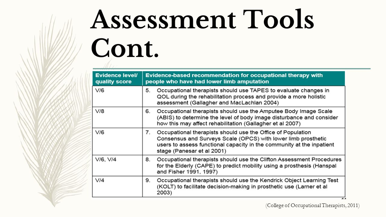 the loewenstein occupational therapy cognitive assessment The loewenstein occupational therapy cognitive assessment (lotca) battery is used to asess basic cognitive skills in four areas: orientation, perception and praxis, visuomotor organization and thinking operations.