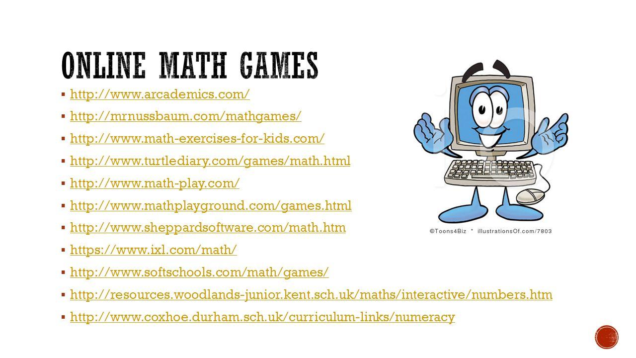 Math games Moore Public Schools. - ppt video online download