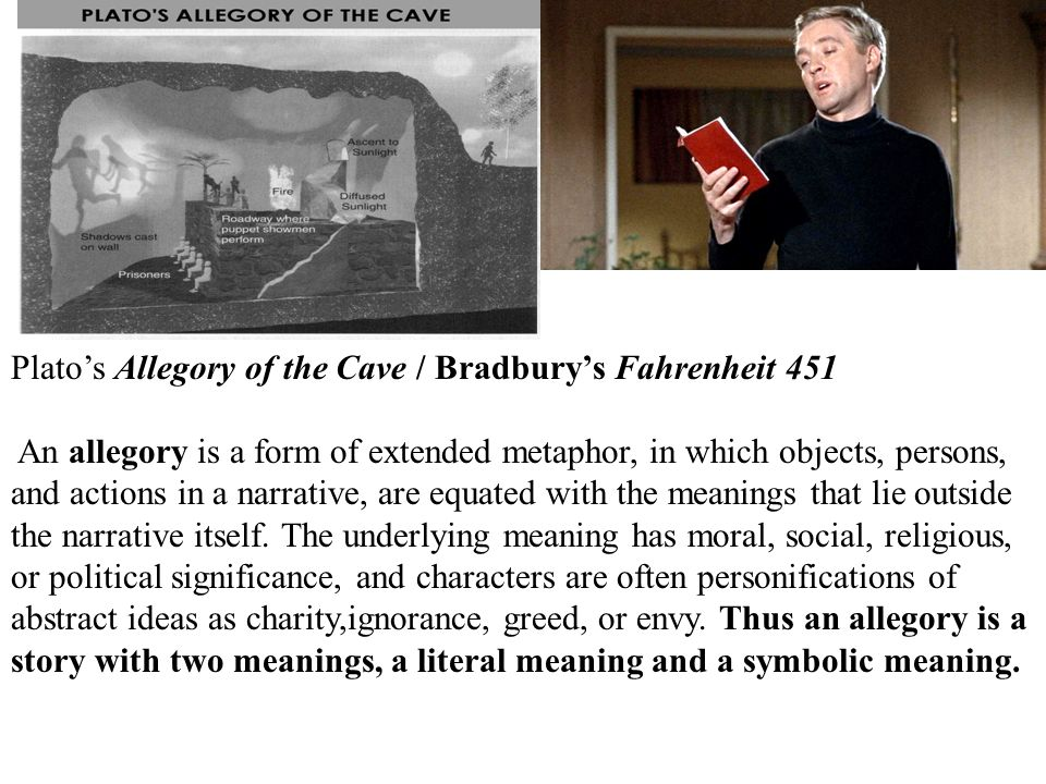 allegory of the cave essay thesis Print this essay download essay get full essay would they understand and be able to handle the outside world to me, the allegory of the cave illustrates the fact that people sometimes do not understand reality for what it is.