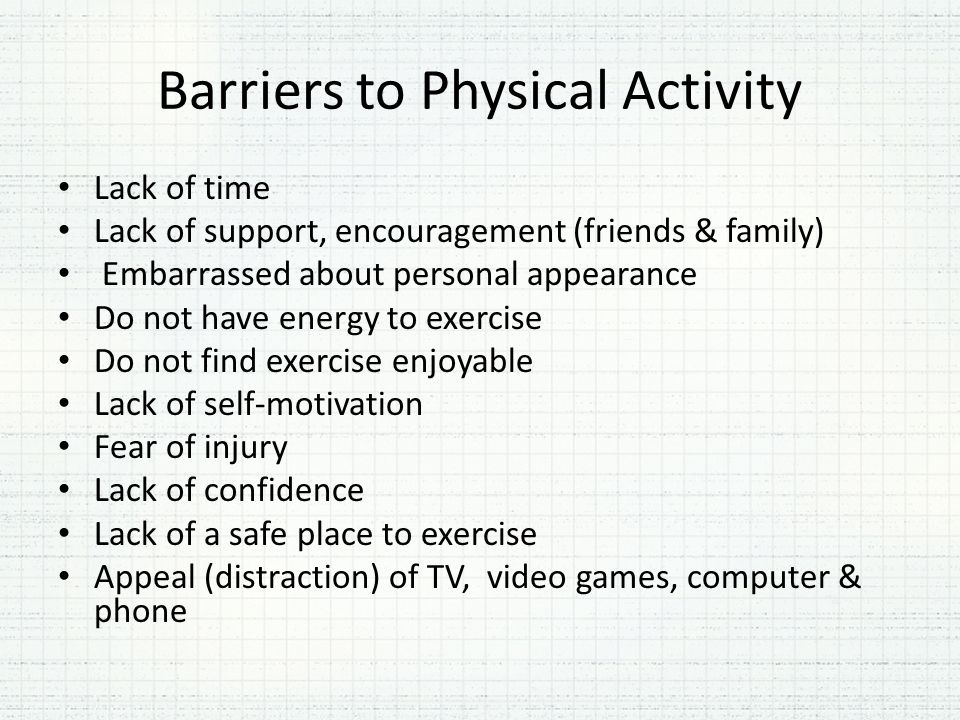 Unit 3 Lesson 6 Guidelines for Physical Activity. - ppt video ...