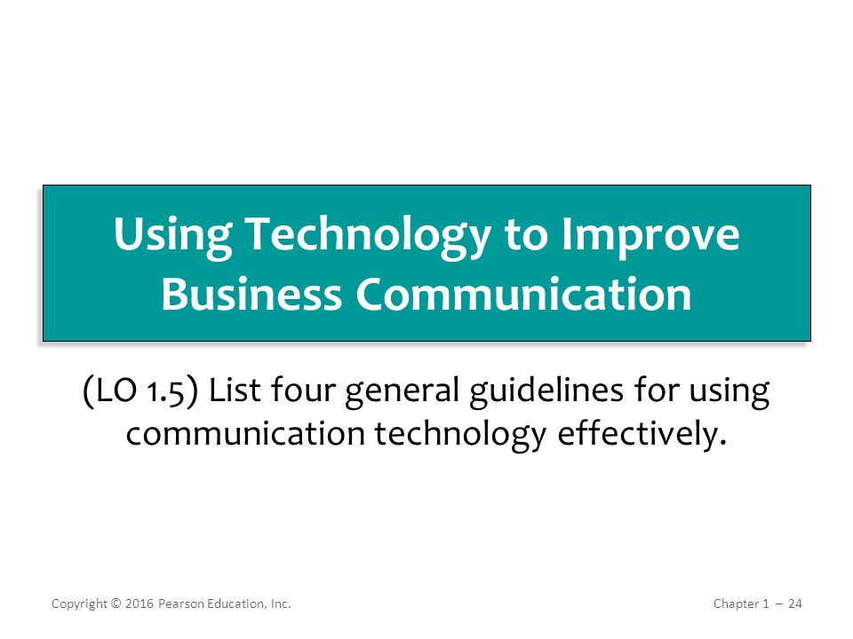 technology improve communication essay Use of technology tech  let's look at the impact or use of technology in communication both to individuals  technologies to improve organizational communication.