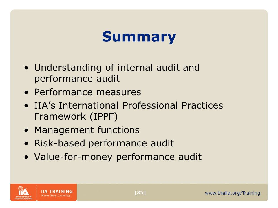 internal auditor training ppt The 10 Steps Needed For