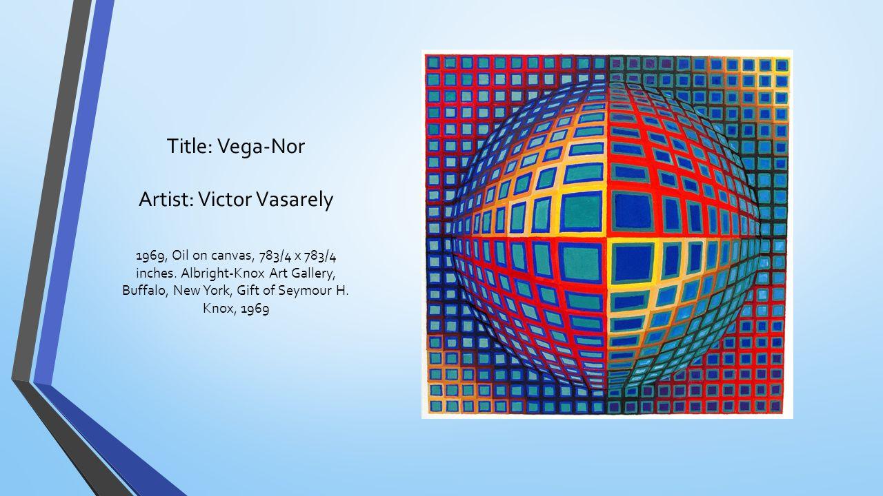 Vega-Nor Art Criticism - ppt video online download