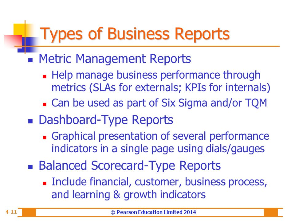 Visual Analytics And Business Performance Management
