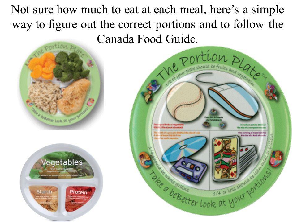 Bigger Plate = More Food - ppt video online download
