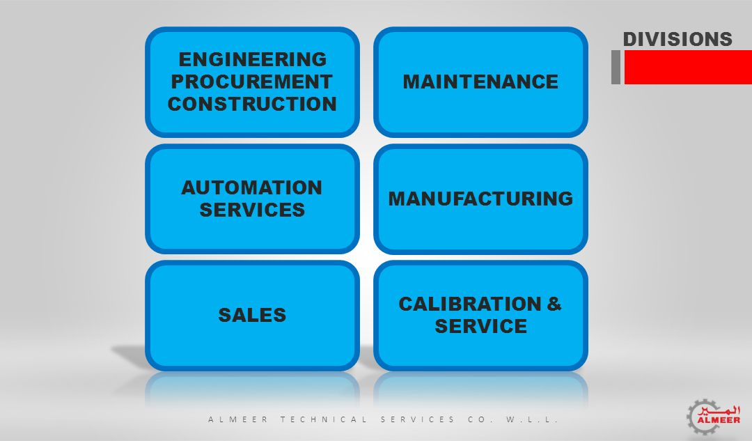 ALMEER TECHNICAL SERVICES CO  W L L  - ppt video online download