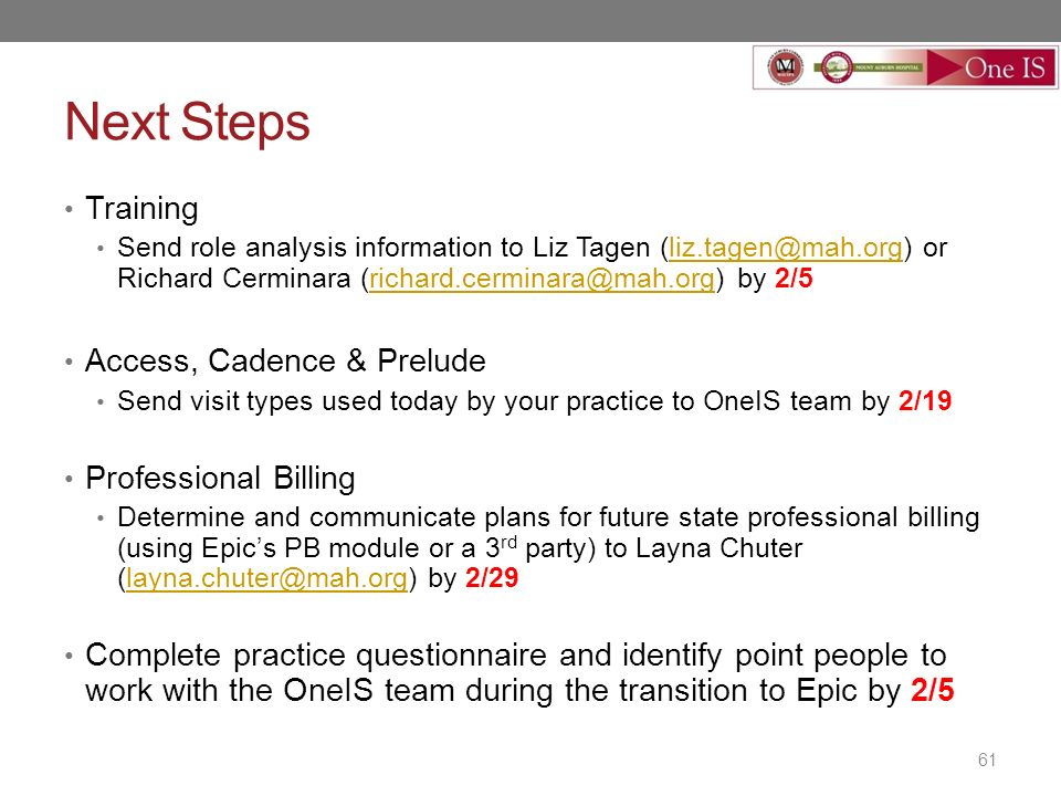 Practice Manager Town Hall Epic Implementation Details Ppt Download