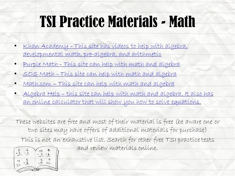 tsi exam study guide manual guide example 2018 Best Practices Website Best Management Practices