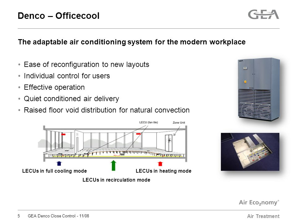 gea denco close control climate control with the best in precision rh slideplayer com