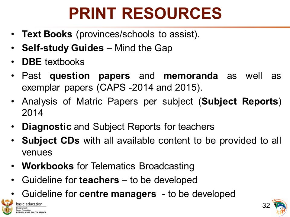 business studies exampler 2014 for matric