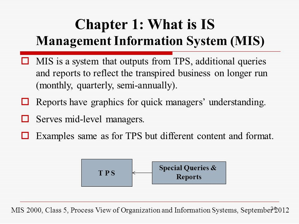 Sample degree map for b. S. Computer information systems: systems.