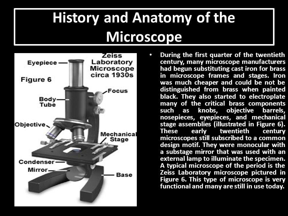 MICROSCOPES AND MICROSCOPY - ppt download