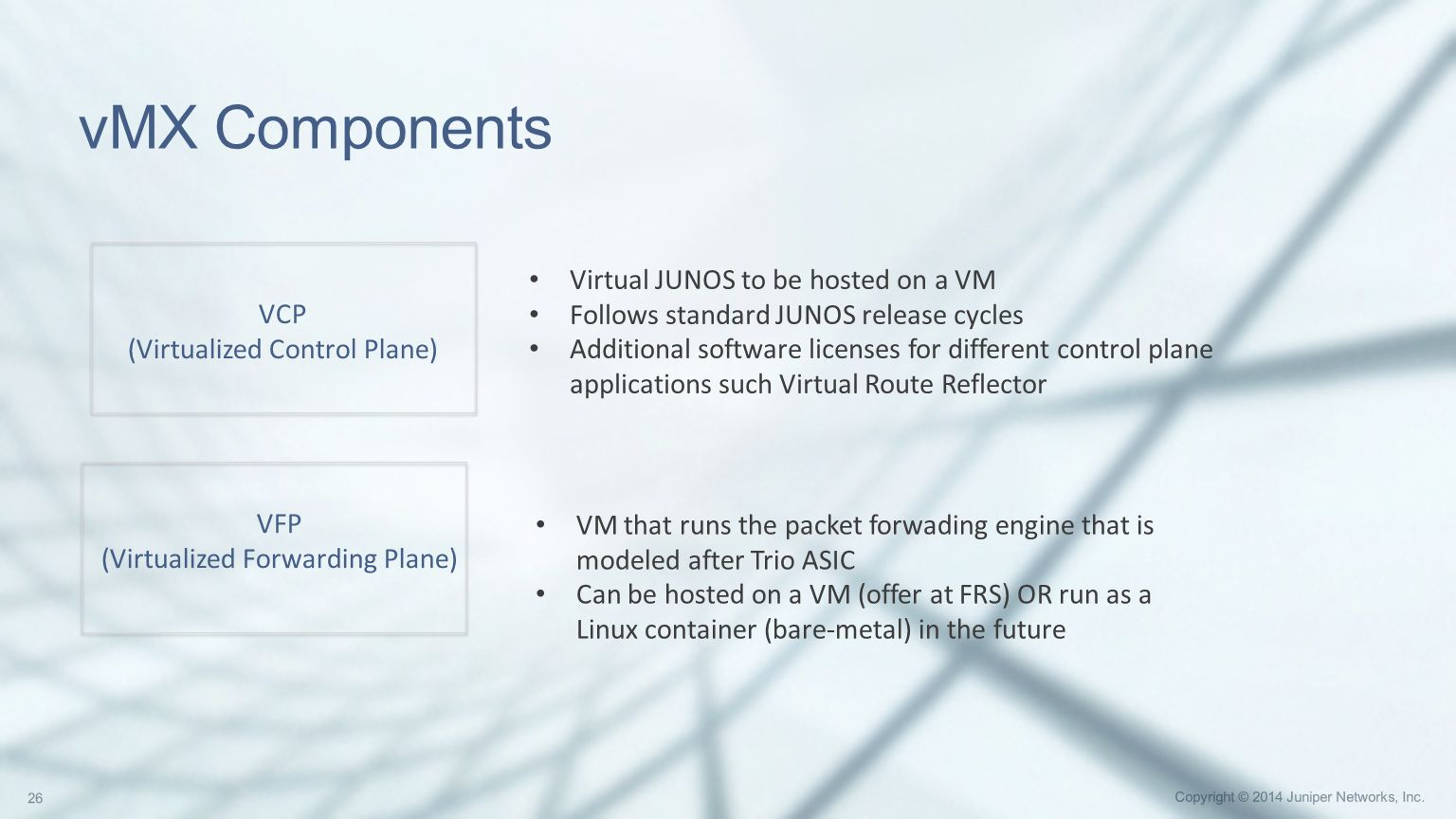 Juniper SP Products Update - ppt download