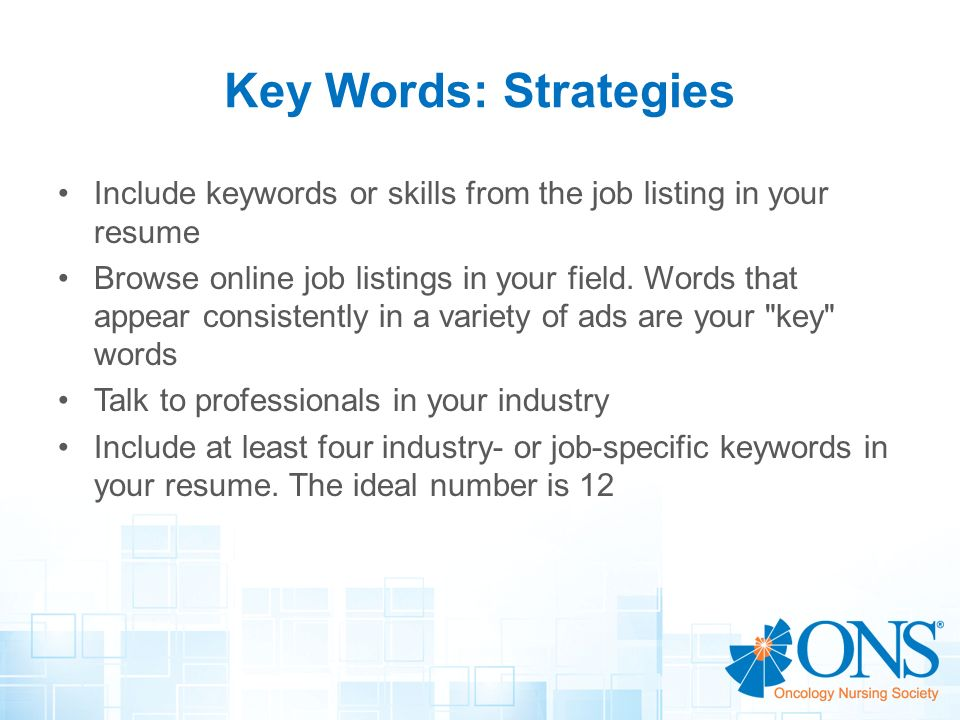 Resume Writing Workshop: Creating a Winning Resume - ppt video ...