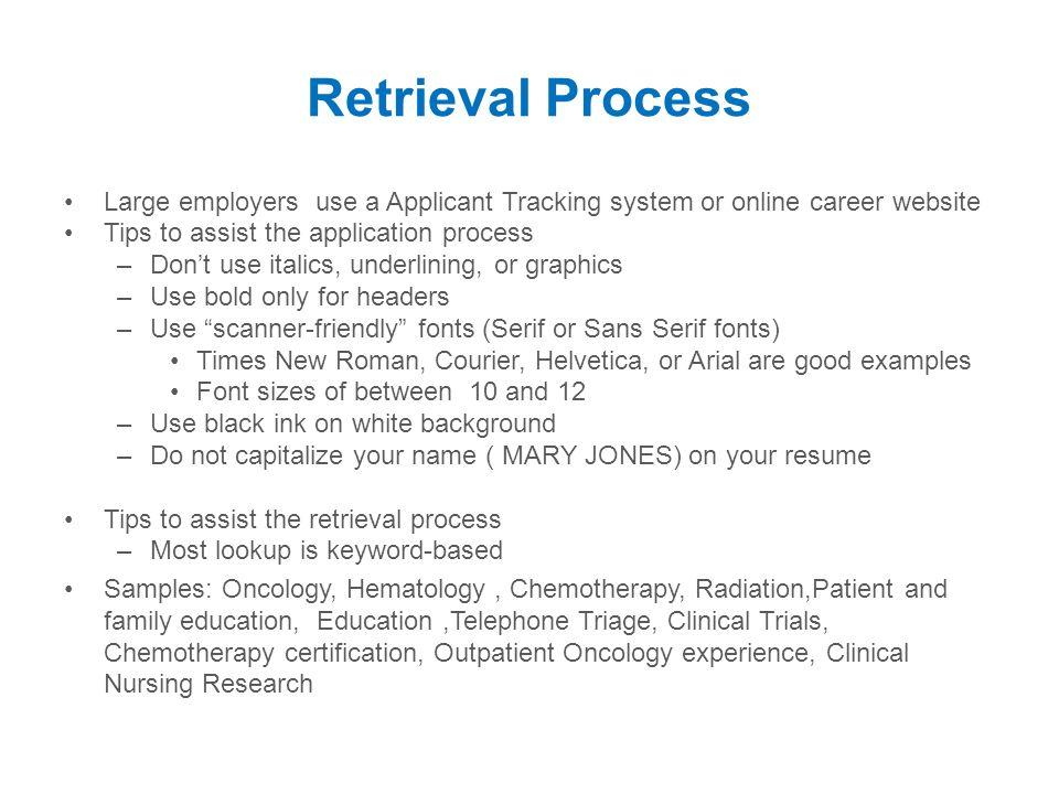 Resume Writing Workshop: Creating a Winning Resume - ppt video ...