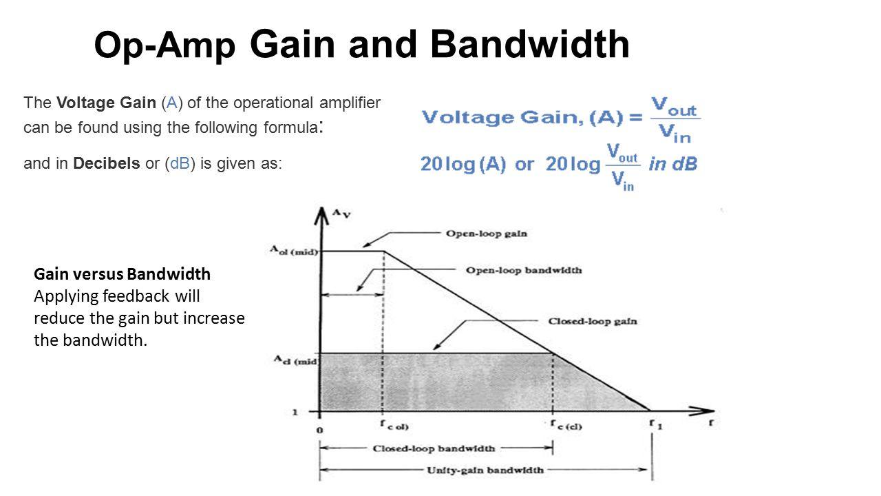 Operational Amplifiers Ppt Video Online Download Voltage Opamp Amplifier 11 Op Amp