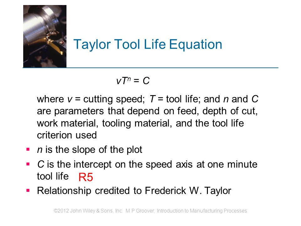 CUTTING-TOOL TECHNOLOGY AND RELATED TOPICS - ppt download