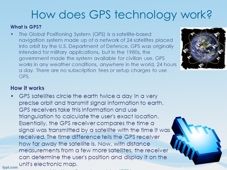 How does gps work for online dating