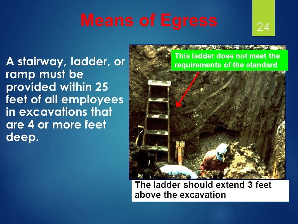 Excavation Trench Safety Ppt Video Online Download