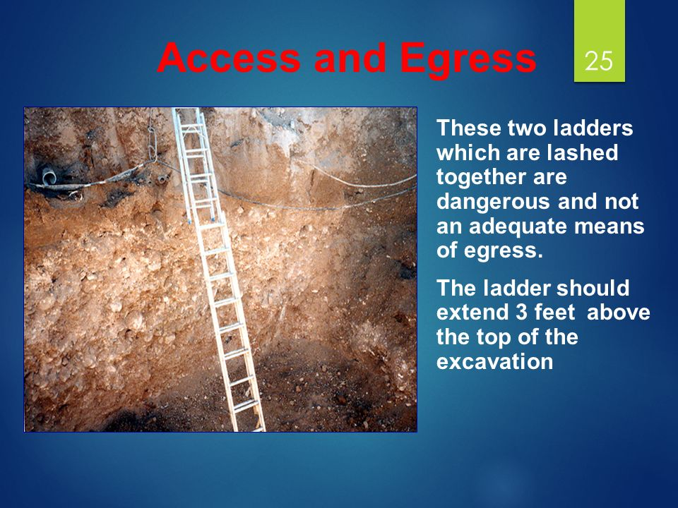 Excavation Amp Trench Safety Ppt Video Online Download