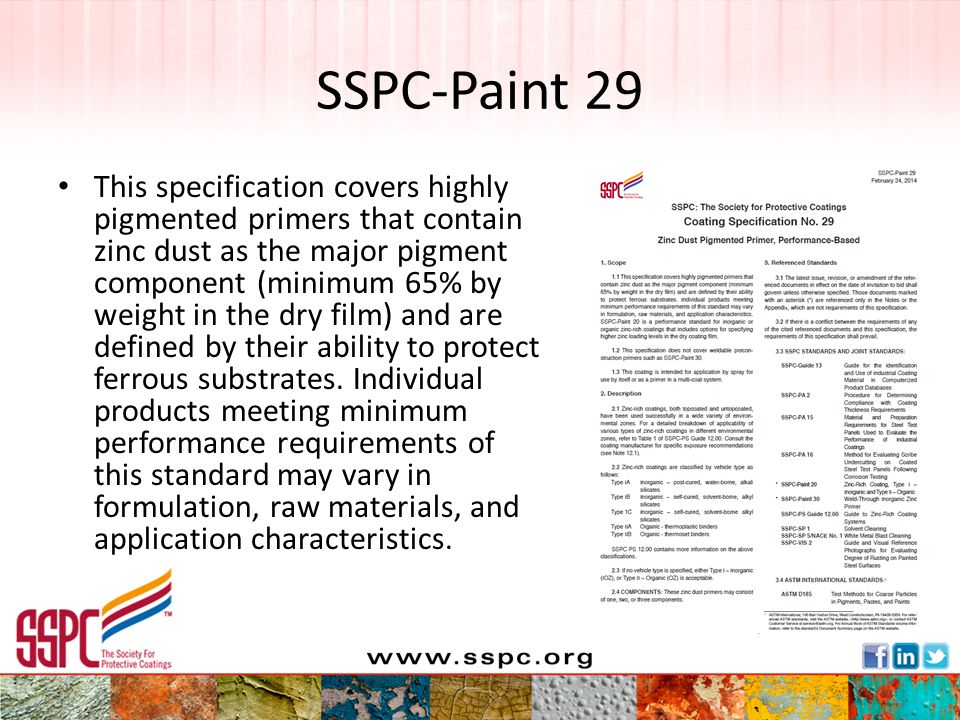 Performance Properties Of Protective Coatings Ppt Video