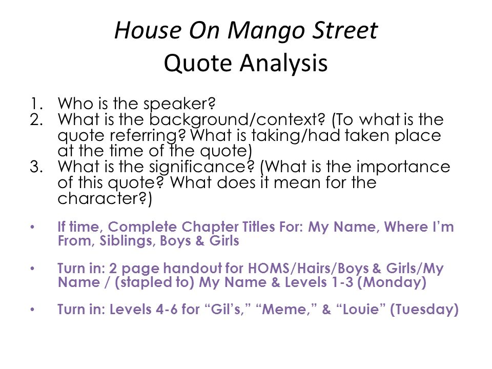 the house on mango street sally quotes