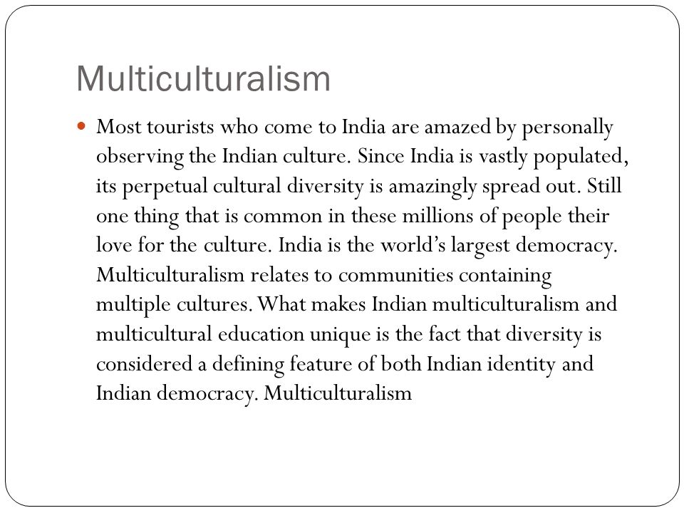 relationship between education and culture in india