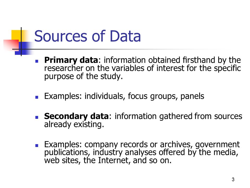 bdm use a variety of sources for the collection of data both primary and secondary Primary data is data, which is collected by the researcher themselves this kind of data is new, original - crime data sources in the united states: the collection of crime data in the united states is a researcher would often uses a variety of questions so that they can try and get the best.