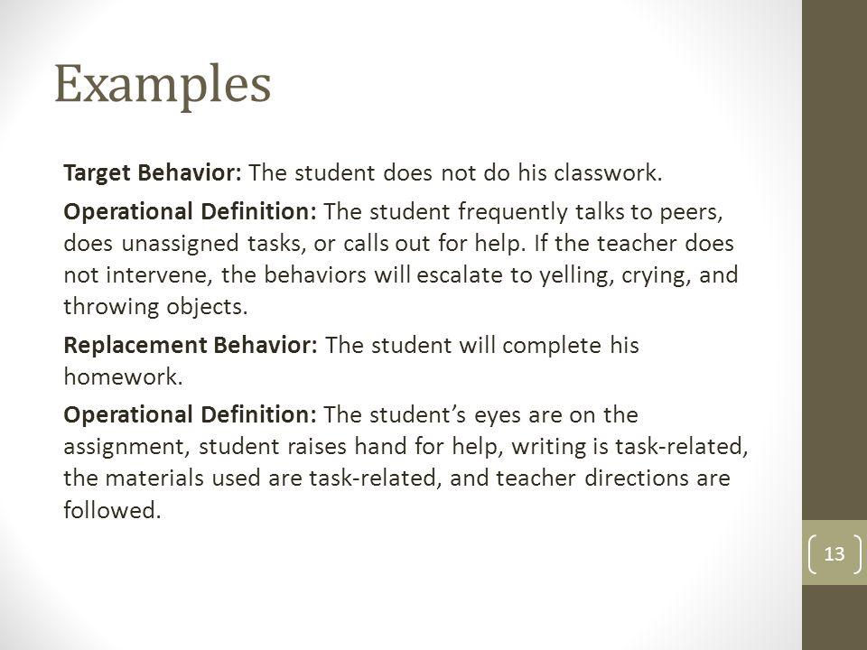 Operationally Defining Behavior Ppt Video Online Download