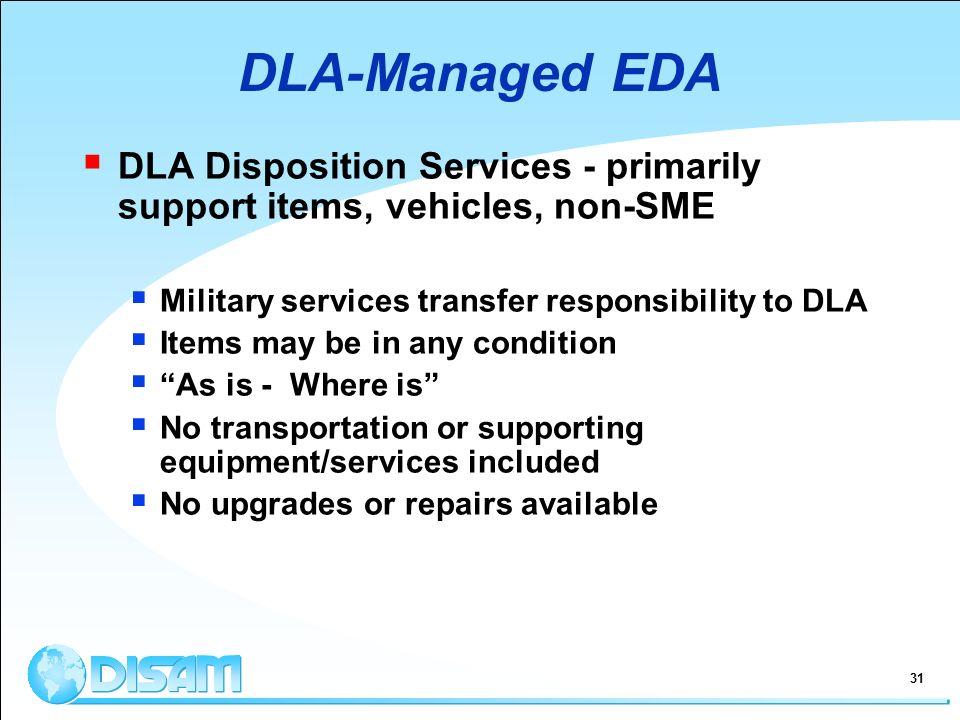 Non Dla Disposition Services Property