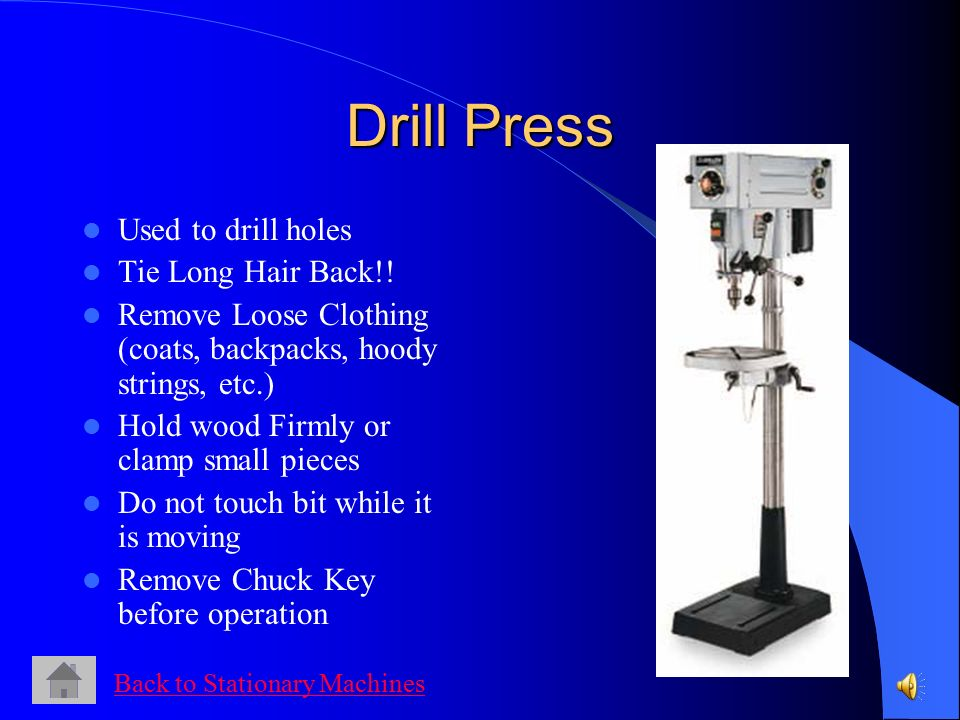 Wood Shop Safety Kiley Chatfield - ppt video online download