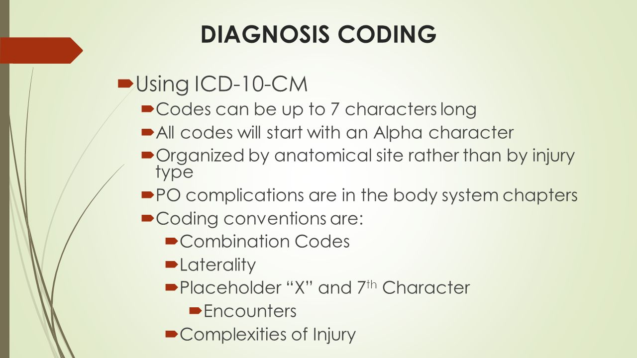2016 ORTHO MASTER CODING AND DOCUMENTATION - ppt download