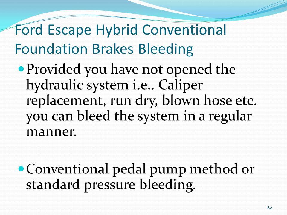 Hybrid Regenerative Braking Systems - ppt video online download