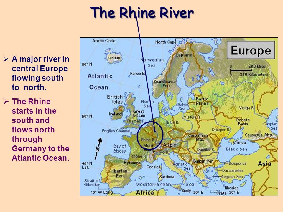 The Geography Of Europe Ppt Video Online Download