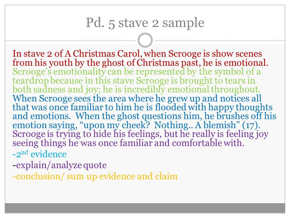 a christmas carol scrooge character analysis