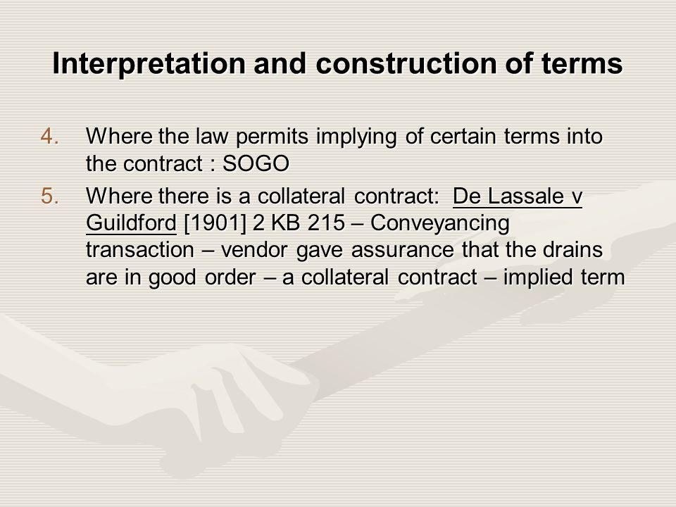 2 Contract Law 21 Introduction 22 Making A Contract Ppt Download