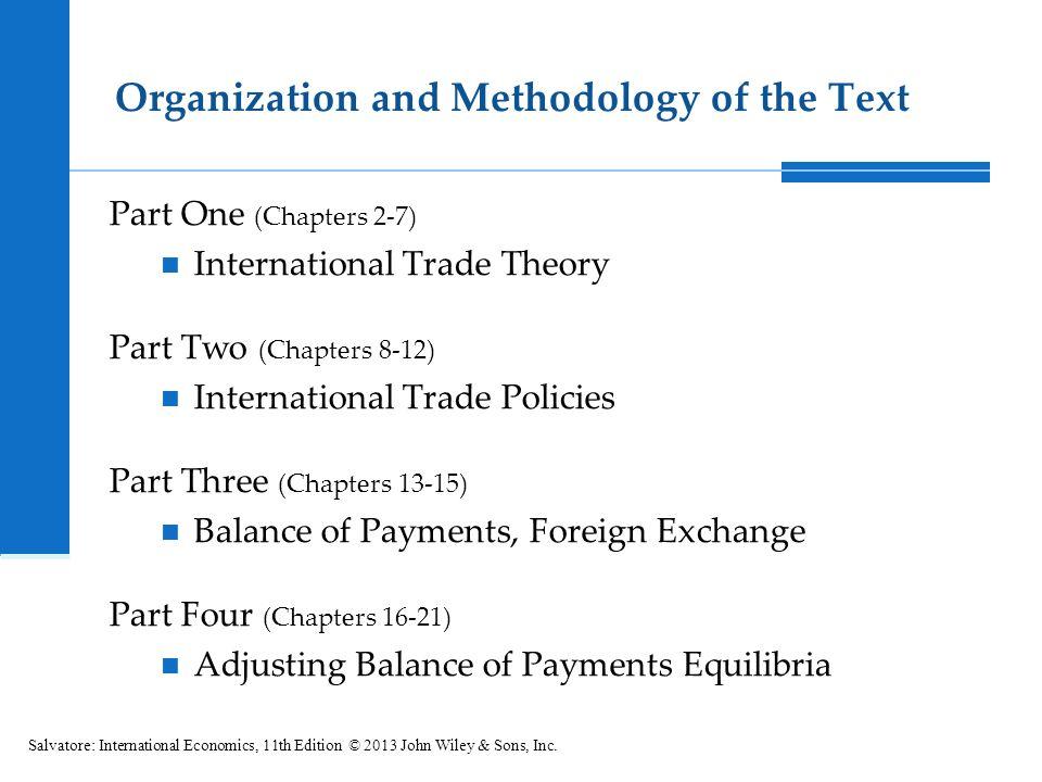 International Economics Eleventh Edition - ppt video online