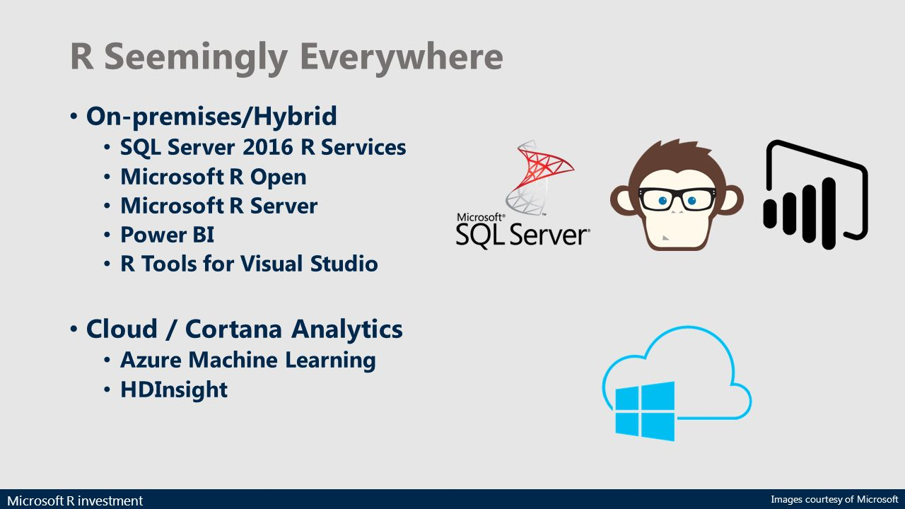 Exploring R Services and Advanced Analytics - ppt video