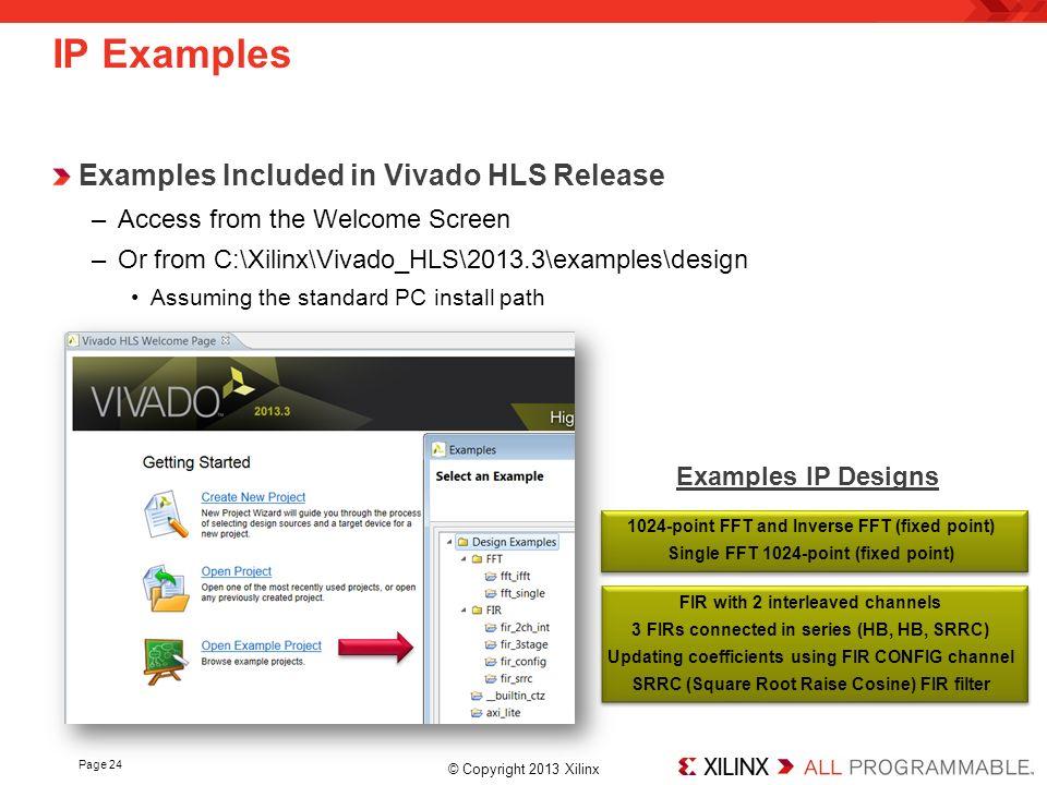 Vivado HLS Update  - ppt video online download