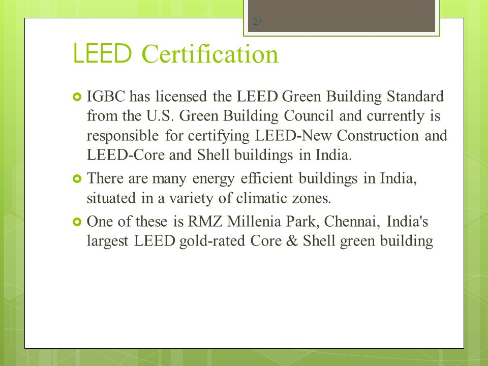 Concept Of Green Building Ppt Video Online Download