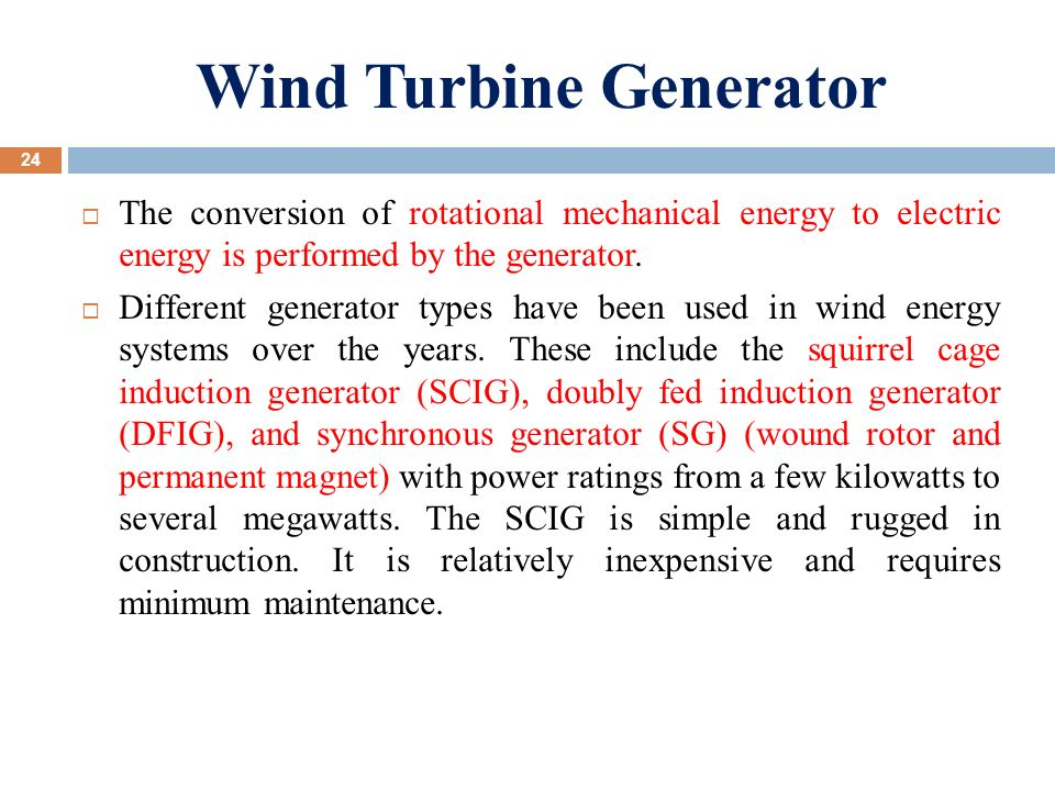 Renewable Energy Systems wind Energy (2) - ppt download